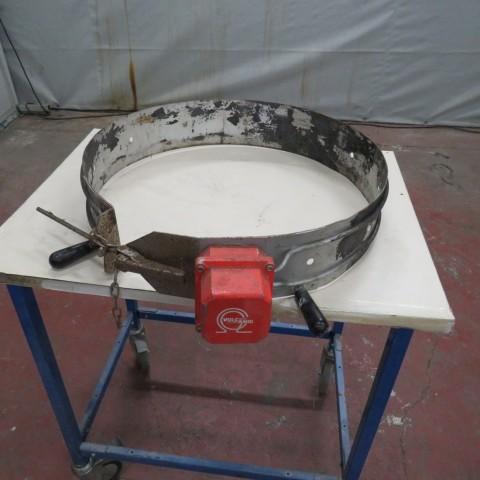 R1G772 Ceinture chauffante VULCANIC