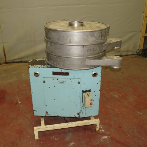 R6SA1124 Stainless steel CHAUVIN sieve ROTOSIEVE type
