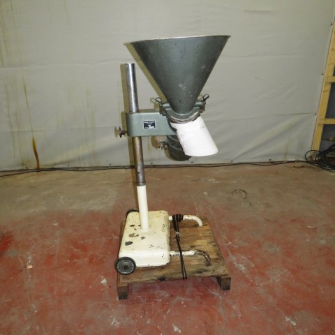 R6SR56 WERNER and PFLEIDERER rapid sieve 1.5 kw - 2 hp