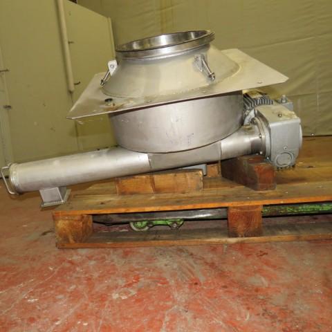 R6VB834  Doseur inox 35 litres
