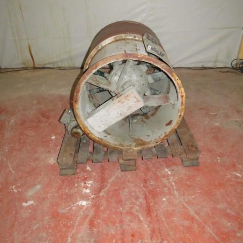 R1XA735  KREMLIN extractor fan F7Z 10 40Z type  2.2 kw - 3 cv