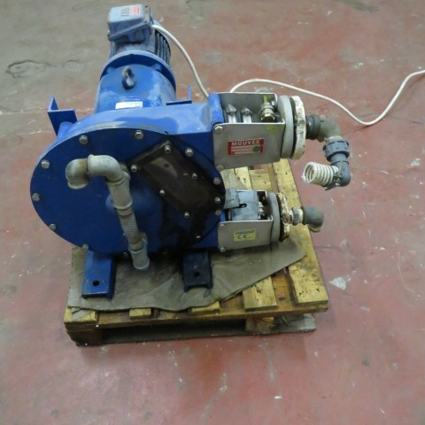 R10DC869 MOUVEX pump A25NR type