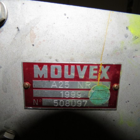 R10DC869 Pompe MOUVEX type A25NR