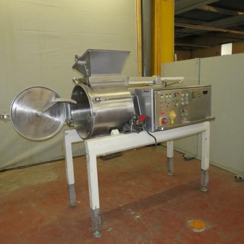 R6ME6361 Mélangeur STEPHAN inox 150 litres type TK 150- Ø 600 x 530 mm
