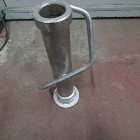 R6ME6361 Stainless steel  STEPHAN mixer tank 150 litres TK 150 type - Ø 600 x 530 mm