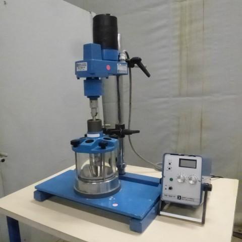 R14FA5341 Réacteur de laboratoire IKA LABORTECHNIK en verre de 1.5 litres