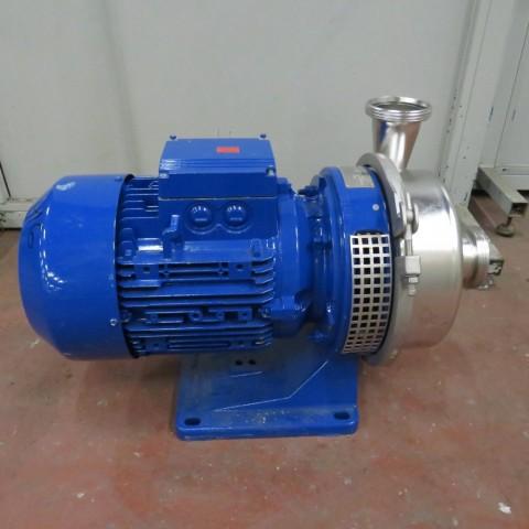 R10VA1258 Pompe centrifugeuse inox HILGE type EURO - HYGIA- II-BLOC  7.5 kw -10 cv