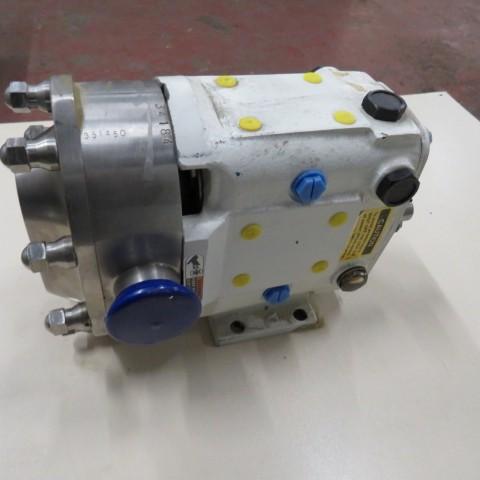 R10DE834  Pompe à lobes WAUKESHA type 018U2