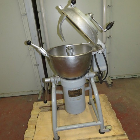 R6ME6362 Stainless steel STEPHAN cutter mixer USF 25/03 type