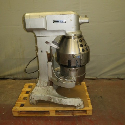 R6MP106  HOBART planetry mixer PF801 type