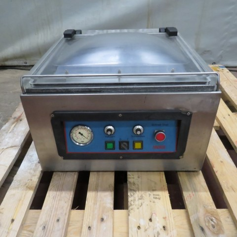 R11L1251  Machine sous vide NIEROS type VP 400 0.75 kw