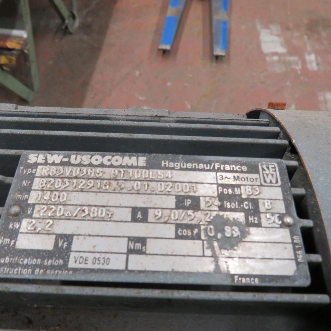 R6BG790  Broyeur granulateur en inox GUEDU