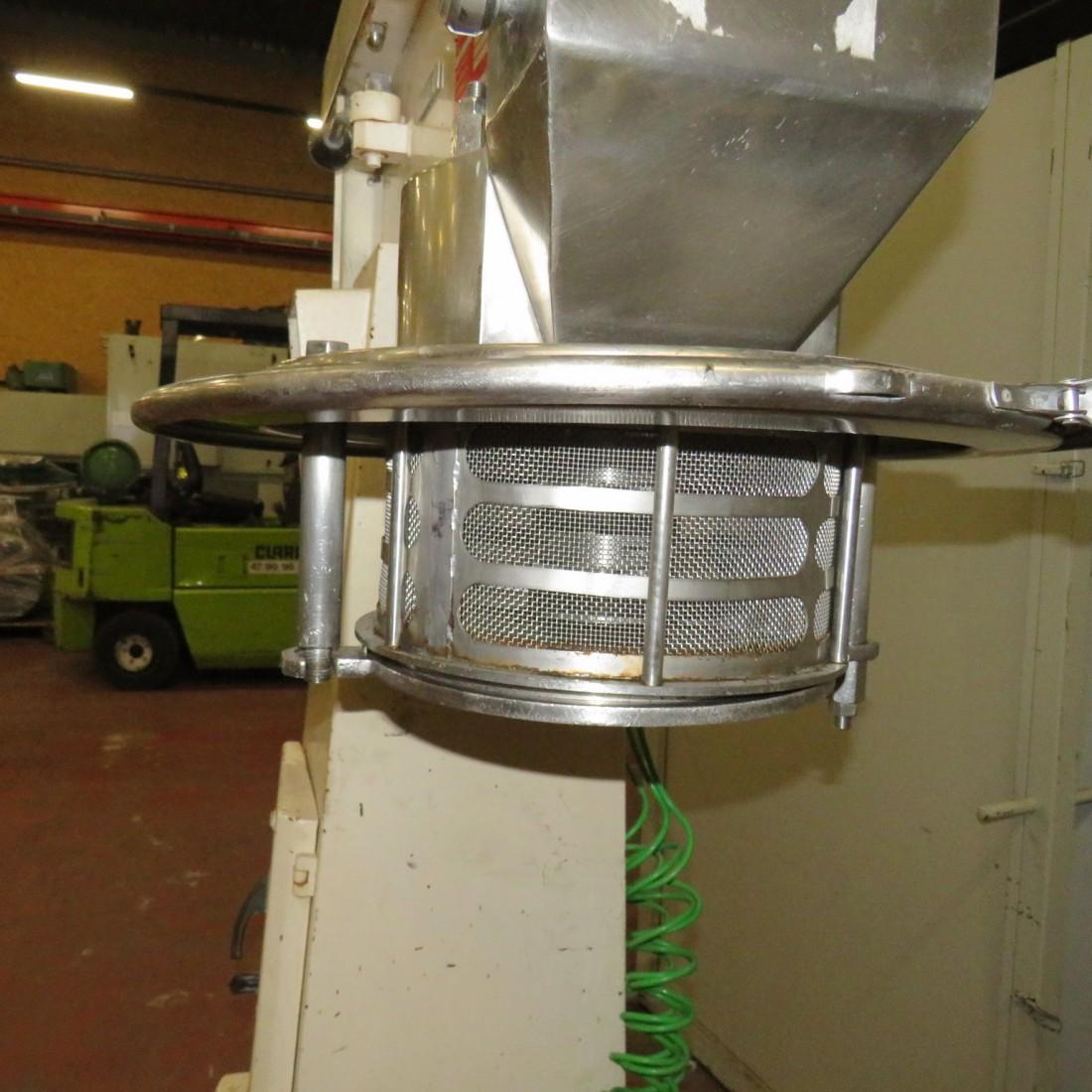 R6BG791 Broyeur granulateur en inox SHARPLES-STOKES type 44F