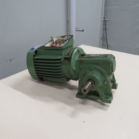 R12MA2759 LEROY SOMER geared motor W2/29.HO type - hp 0.25