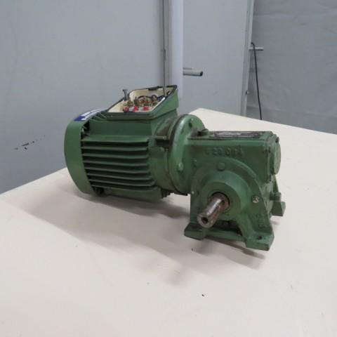 R12MA2759  Motoréducteur LEROY SOMER type W2/29.HO - 0.25 cv