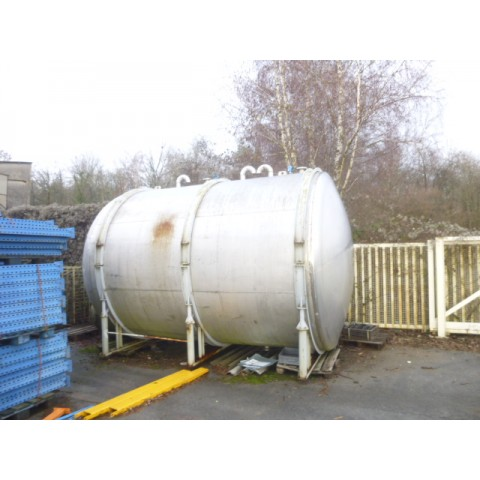 R11DB22638 Stainless steel tank  30 000 litres