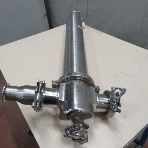 R6F1049  Filtre PALL inox
