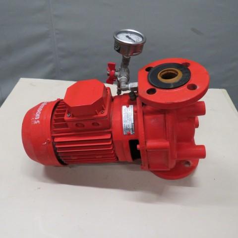R10A1094 Electropompe acier SALMSON type LRL 203/11/0.75 - 1cv