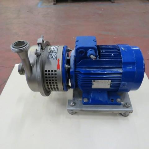 R10VA1261 Electropompe inox 316 HILGE type PANDA SUPER I 30 A - 5.5 cv