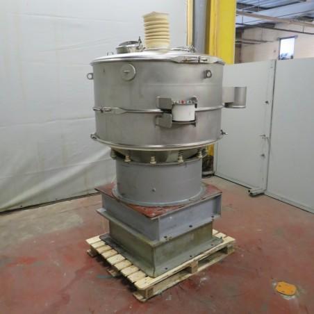 R6SA1125  Tamis SWECO inox type S48S - 2 cv - Ø 1 200 mm
