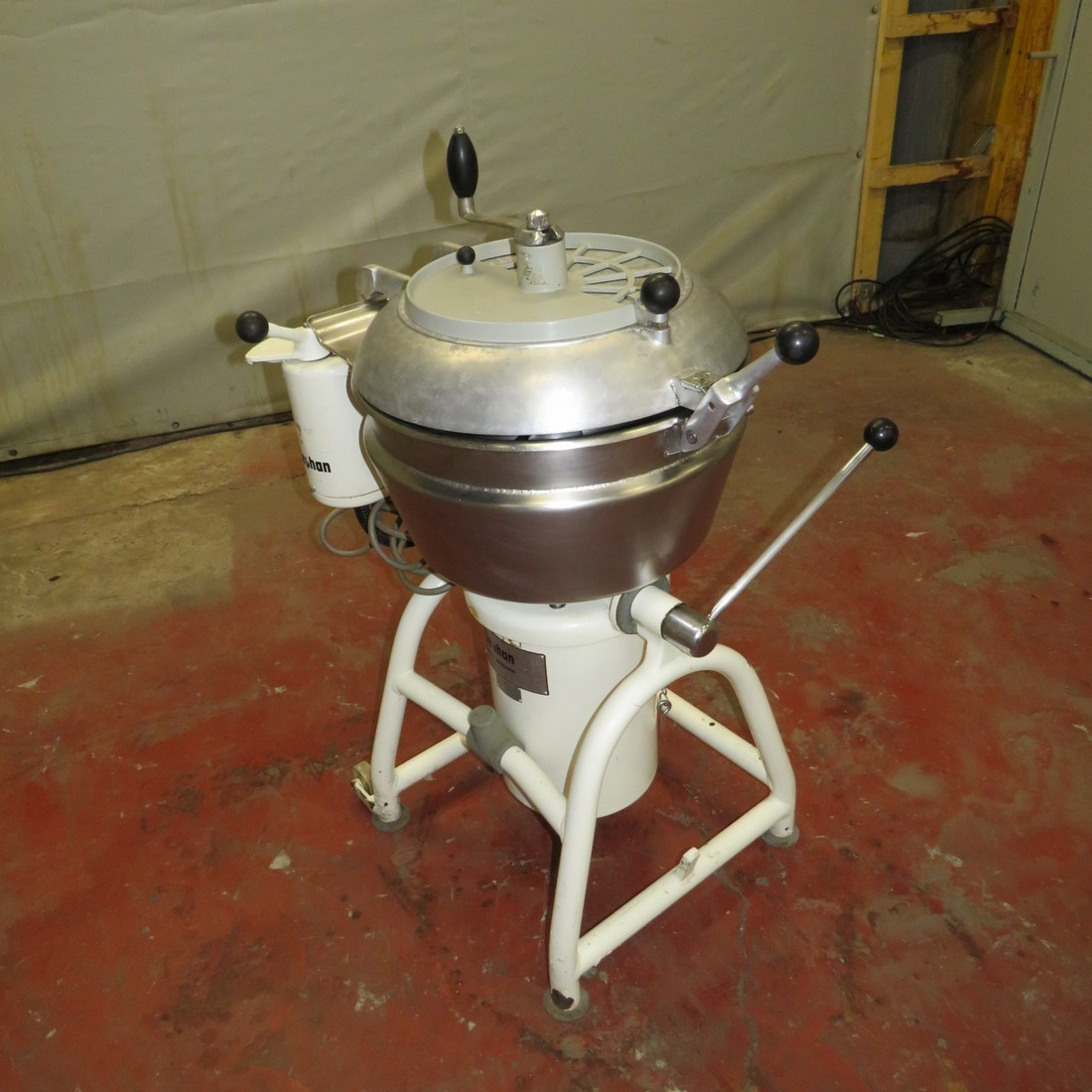 R6ME6364  Stainless steel STEPHAN Mixer cutter UM40 type