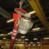 R4S1072 Vis acier sous tube 4850 mm