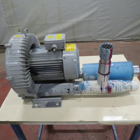 R2F783  Surpresseur HWANG-HAE Type HRB 300