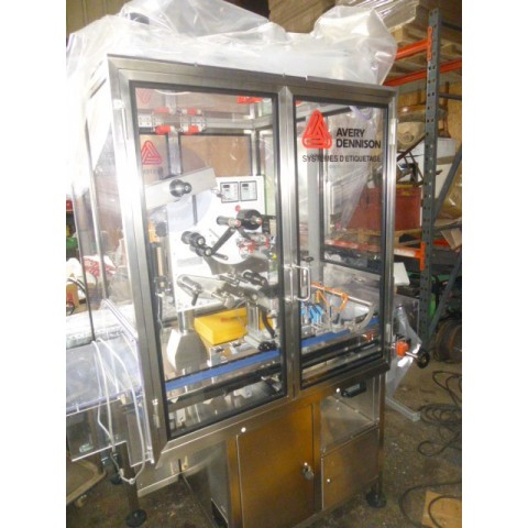 R11L1254 AVERY DENNISON PACKAGING EQUIPMENT JB type Visible by appointment