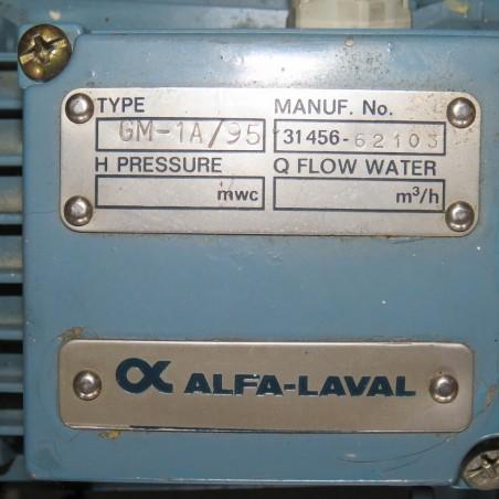 R10VA1262   Electropompe  ALFA-LAVAL type GM-1A/95