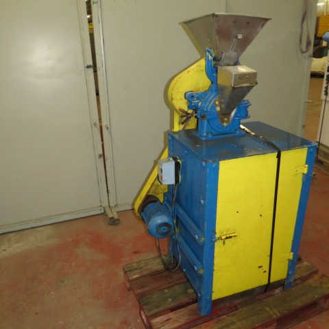 R6BB964  Mild steel FORPLEX mill F0 type