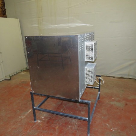 R1L1137  Stainless steel TRICAULT electric oven type TURBO 240.X - 350 liters - 20.4 kw