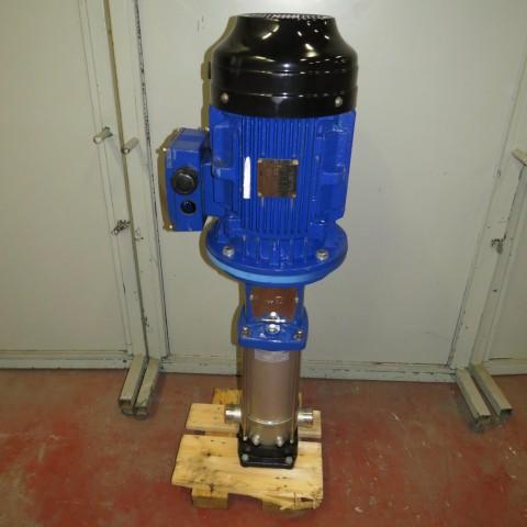R10C742 Stainless steel KSB Centrifugal pump MOVITEC VSV 15/10 B type