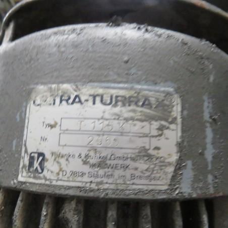R6T1264  Disperseur ULTRA TURAX type T115