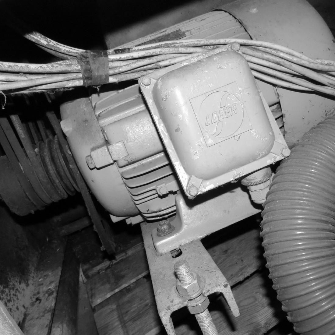 LASKA double mixer MEV 250 type