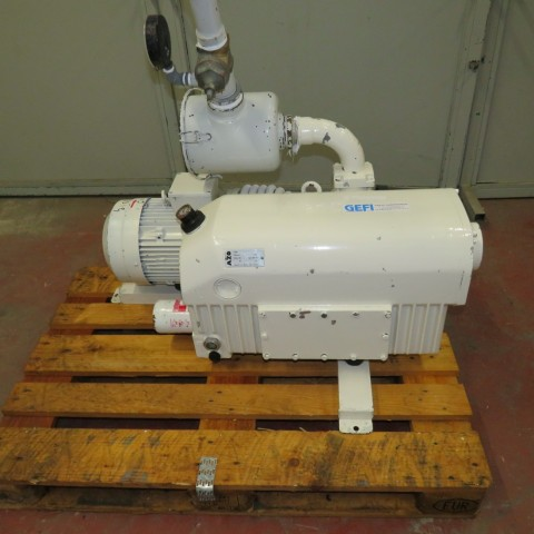 R10J801 Mild steel AZO vacuum pump 250-138 type - Hp 7.5