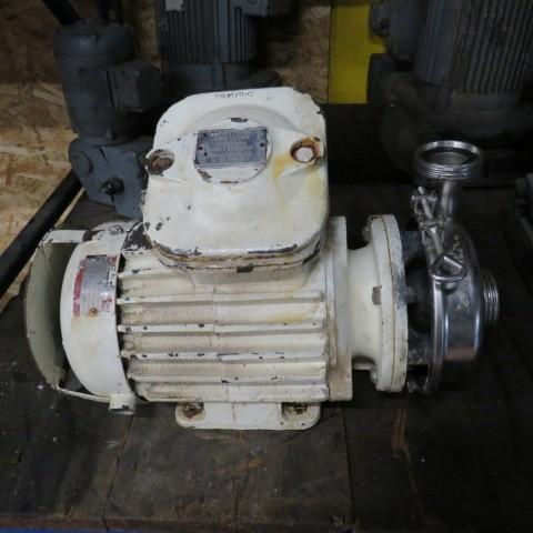 R10VA1264 Electropompe Inox HILGE type HYGIETTA 15