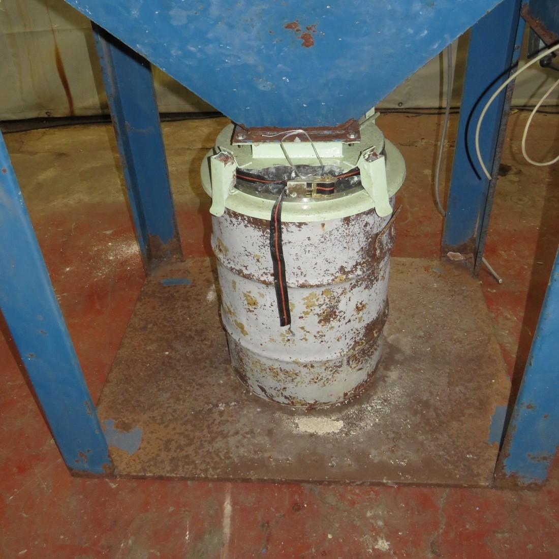 R1J1163 DELTA NEU Dust unit filter JETLINE C20 type
