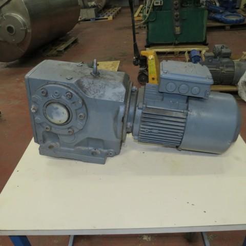 R12MA2763 SEW USOCOME geared motor KA76 DT90 type