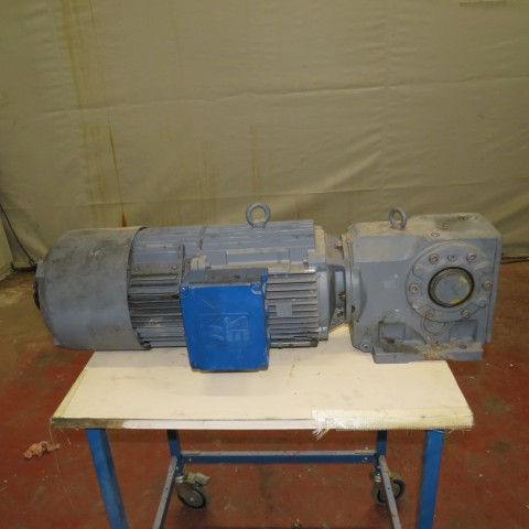 R12MC724 SEW USOCOME geared motor KA76 GVNI32 type
