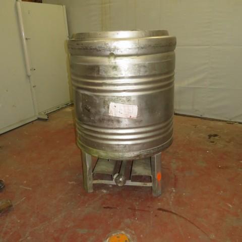 R11CB170 Container inox