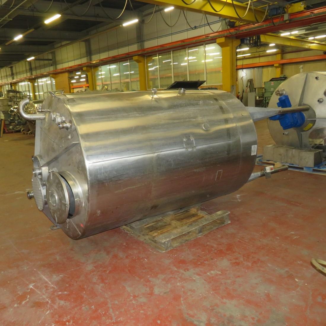R11DB22641 Stainless steel PIERRE GUERIN tank
