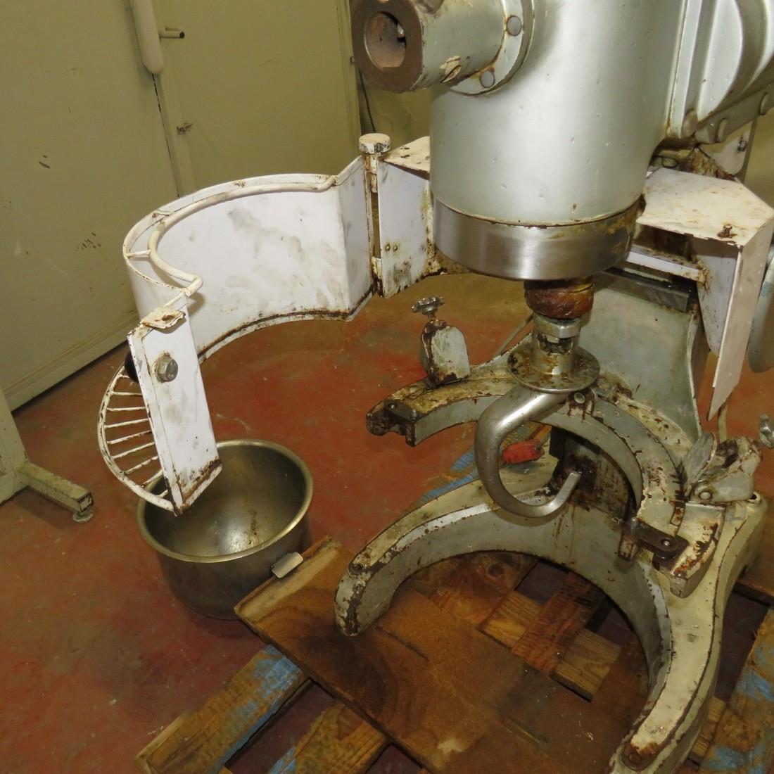 R6MP107  HOBART planetary mixer PF 401 type
