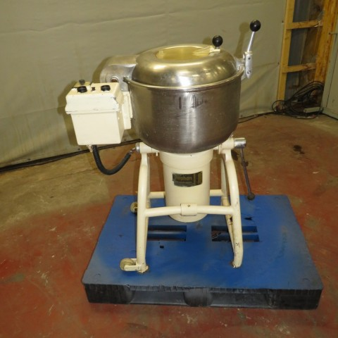 R6ME6368 STEPHAN cutter mixer BB 50 type