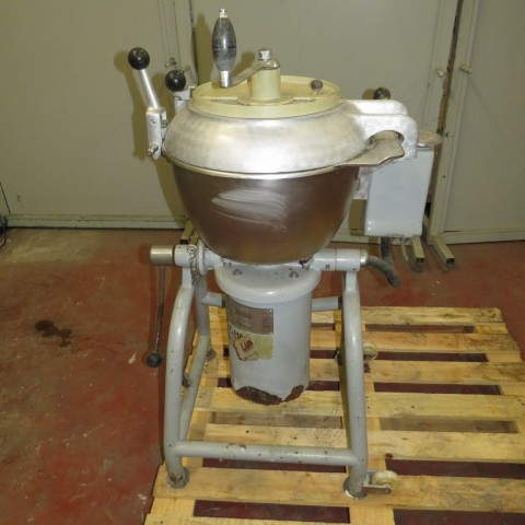 R6ME6369  STEPHAN cutter mixer UM 25 type