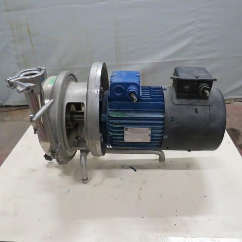 R10VA1266  Electropompe inox INOXPA type S 28 C