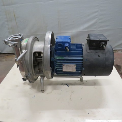 R10VA1266  Stainless steel INOXPA centrifugal pump S 28 C type