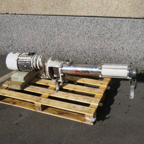 R10DA873  INOXPA stainless steel pump KSF 50 type - Hp 5.5