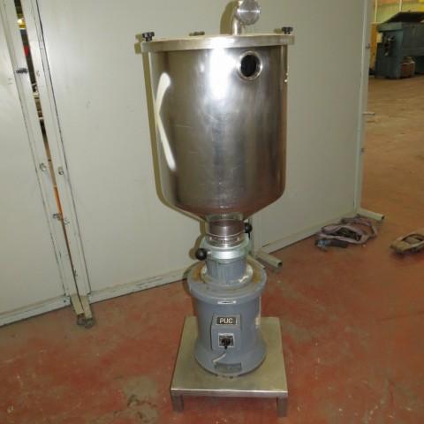 R6BH855  Broyeur colloïdal PROBST et CLASS PUC type K120 12 cv