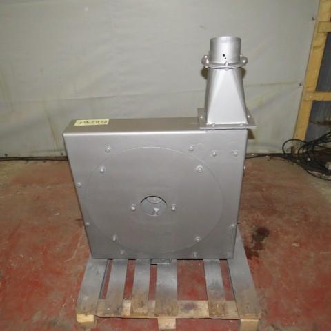 R6BA851 Steel RAPIDEX GALVA Hammer mill