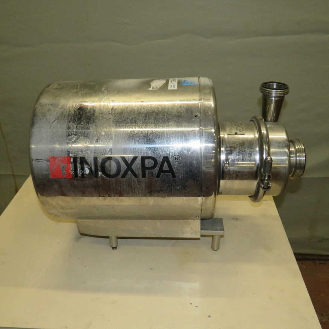 Stainless Steel Inoxpa Centrifugal Pump Se 26e Type